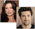 Catherine Zeta-Jones, Patrick Dempsey